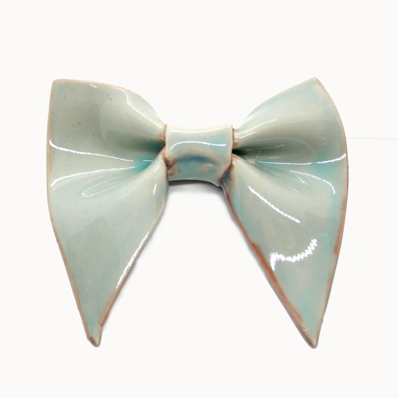 Bowtery handmade ceramic bow ties Pajaritas de cerámica hechas a mano Fuente